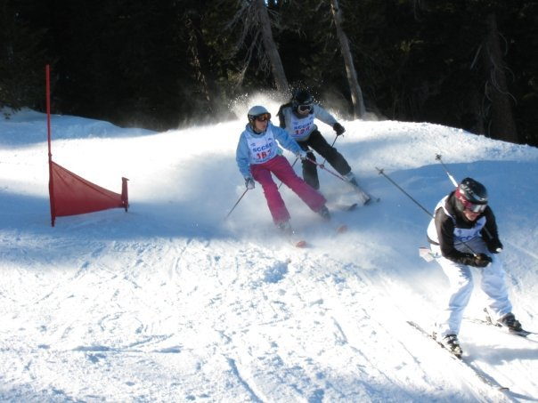 1st Skiercross Competition - SCCSC