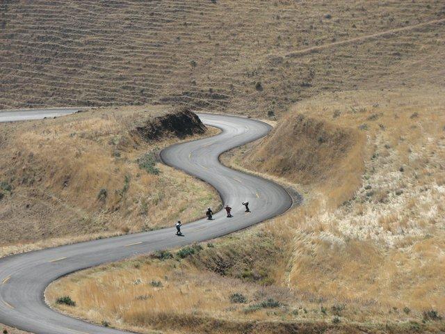 Maryhill Speedboarding