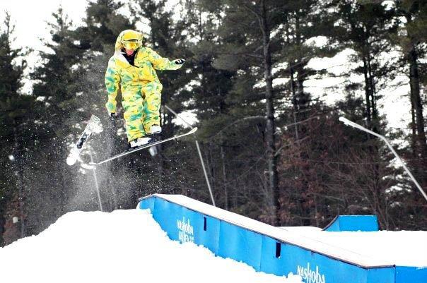 450 one ski