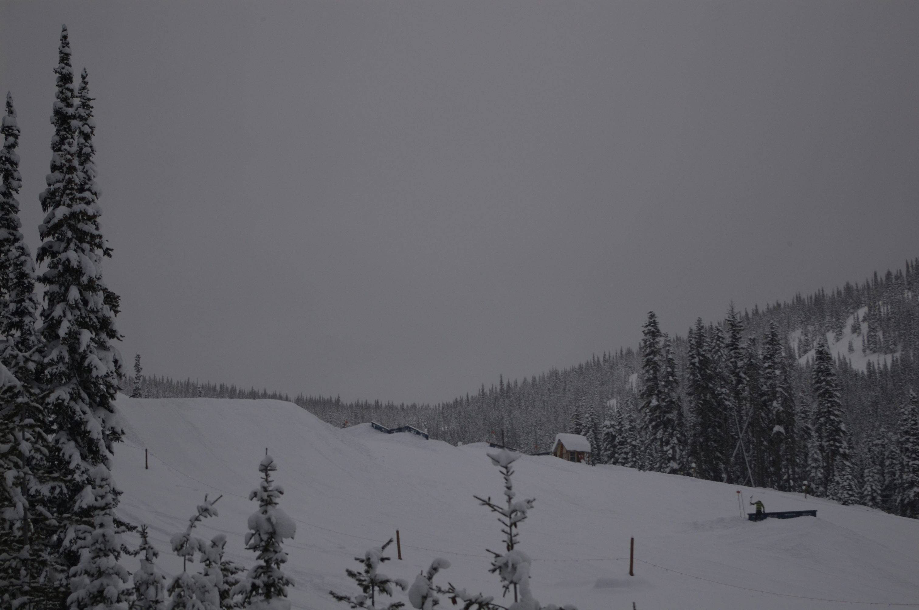 New features at Manning Park