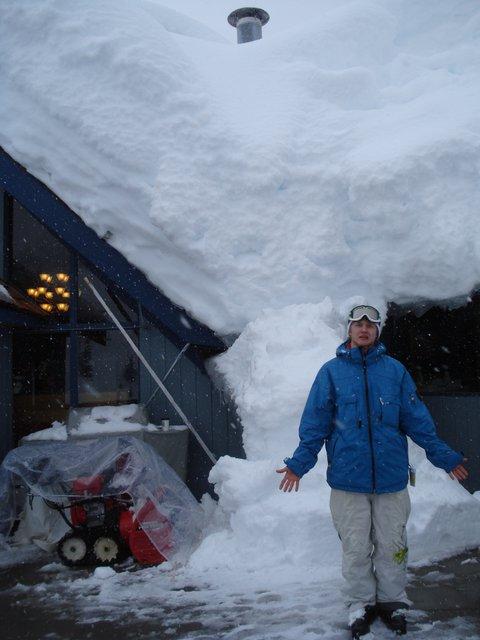 101cm of new snow