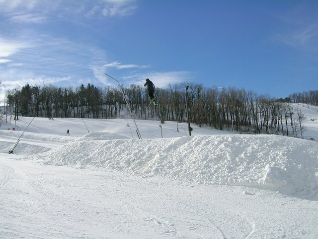 70 footer @ seven springs PA