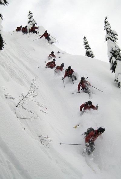 Alpental BC Pow