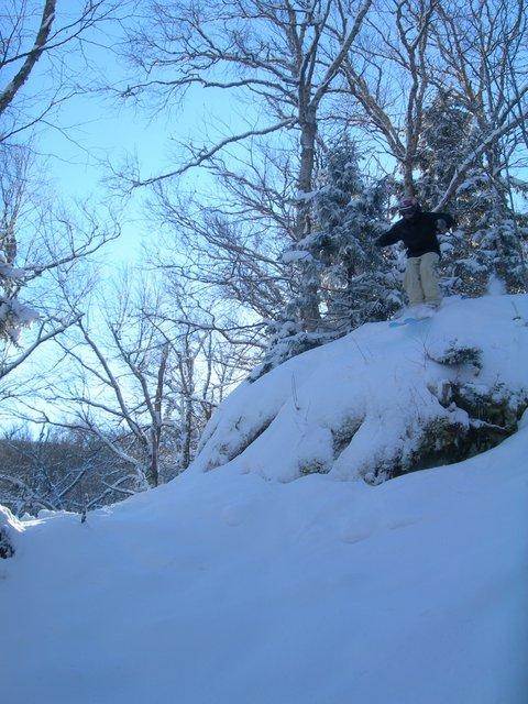 Andre's Paradise- Jay Peak