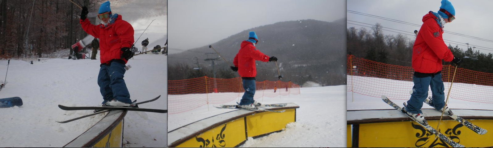 Old Whiteface Shots