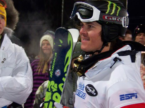 Olenick at X- Games- Nordica