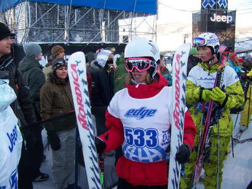 Stefan Thomas- X-Games- Nordica