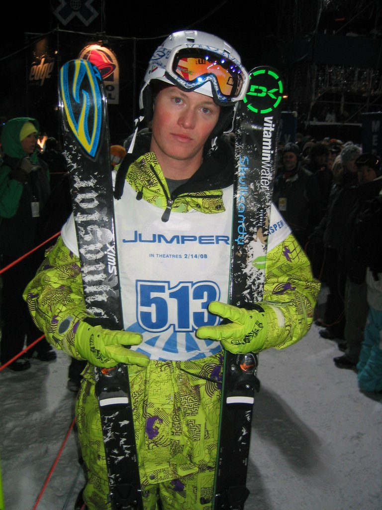 Mike Riddle-X-Games