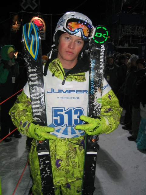 Mike riddle x-games