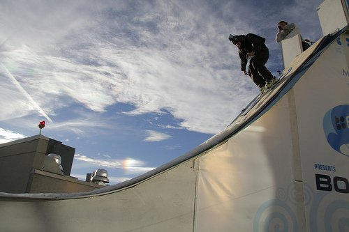 Ski Base Jumjping in Reno - 4 of 6