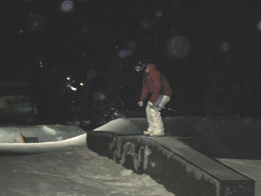Box at boreal