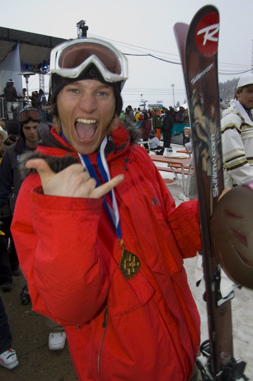 Andreas the Gold Medalist
