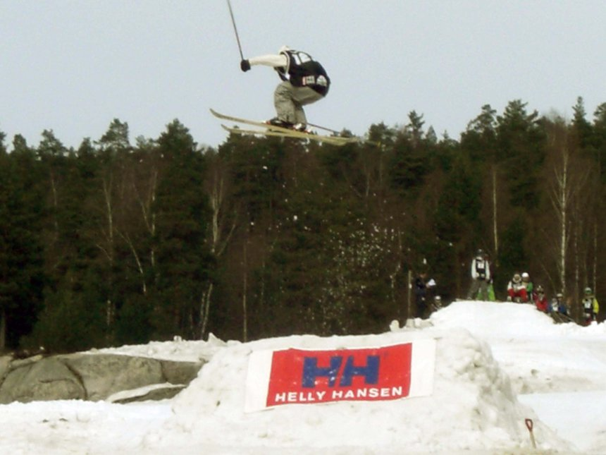 Helly hansen big air