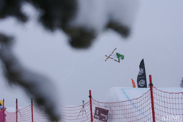 US Freeskiing Open