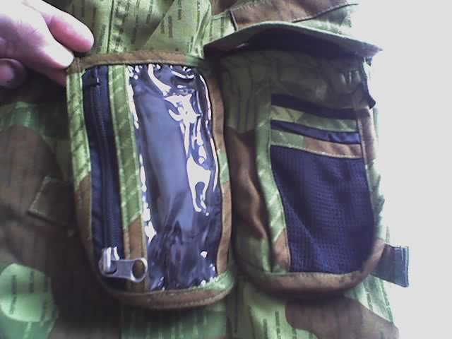 Grenade pass holder