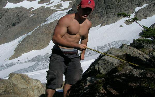 Hiking Mt. Three Fingers