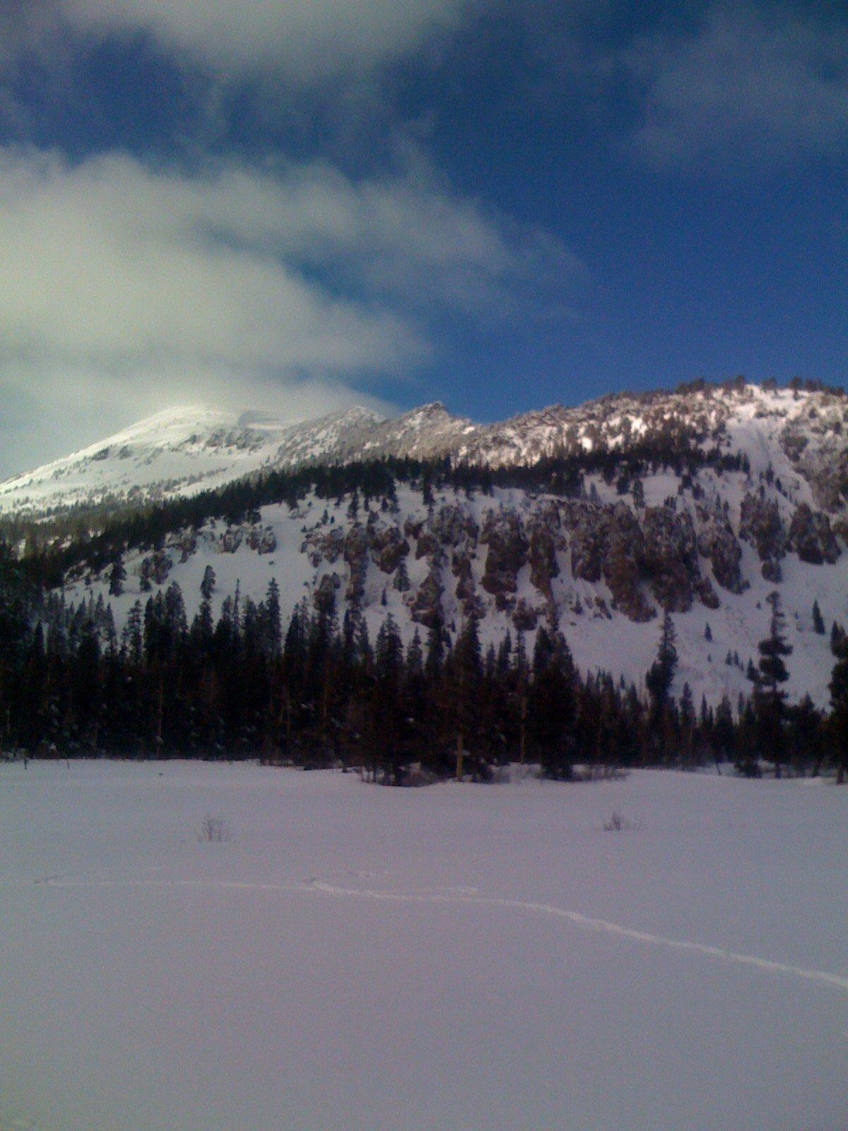 MaMMoth Mt.