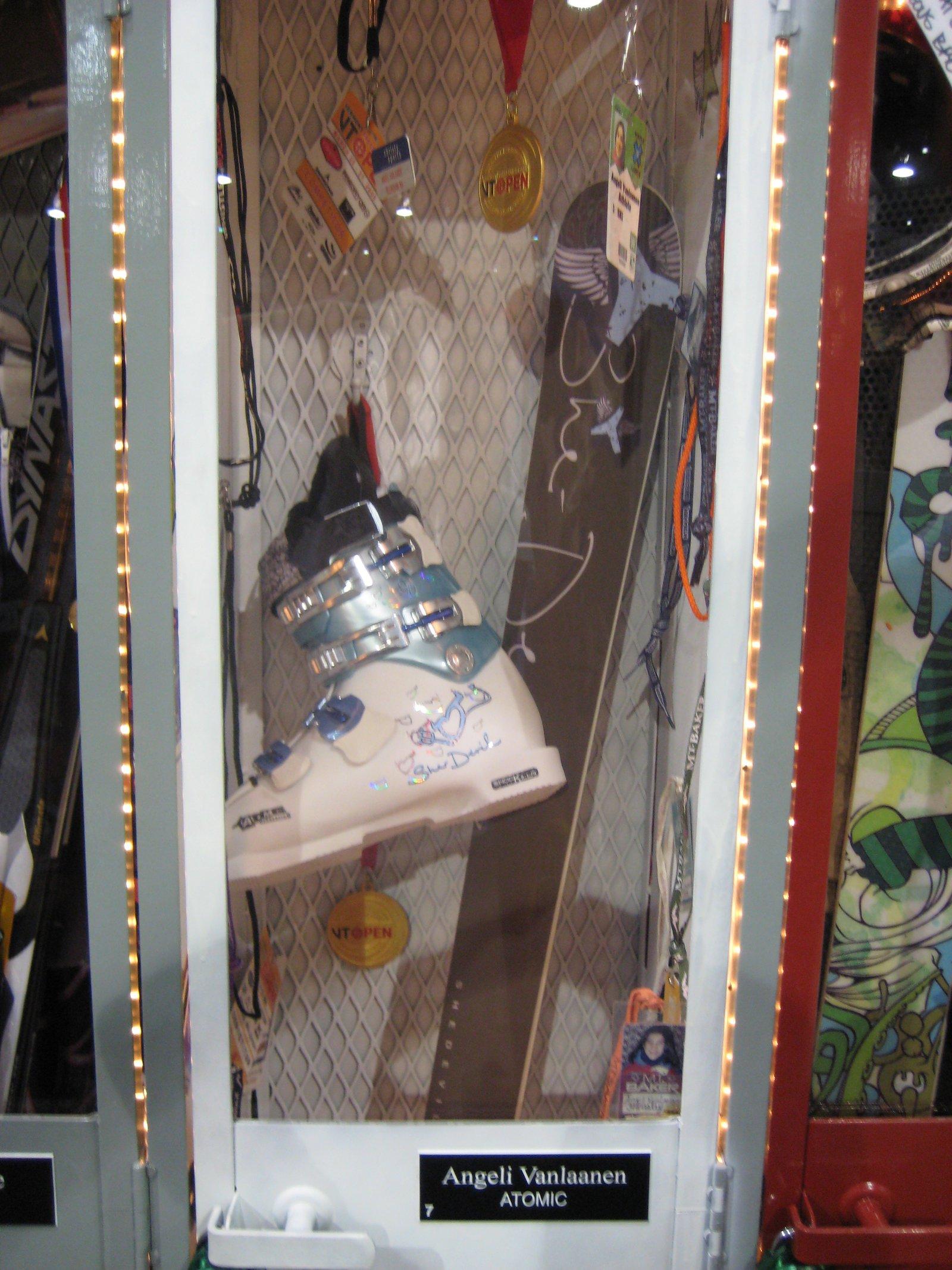 Angeli's Locker