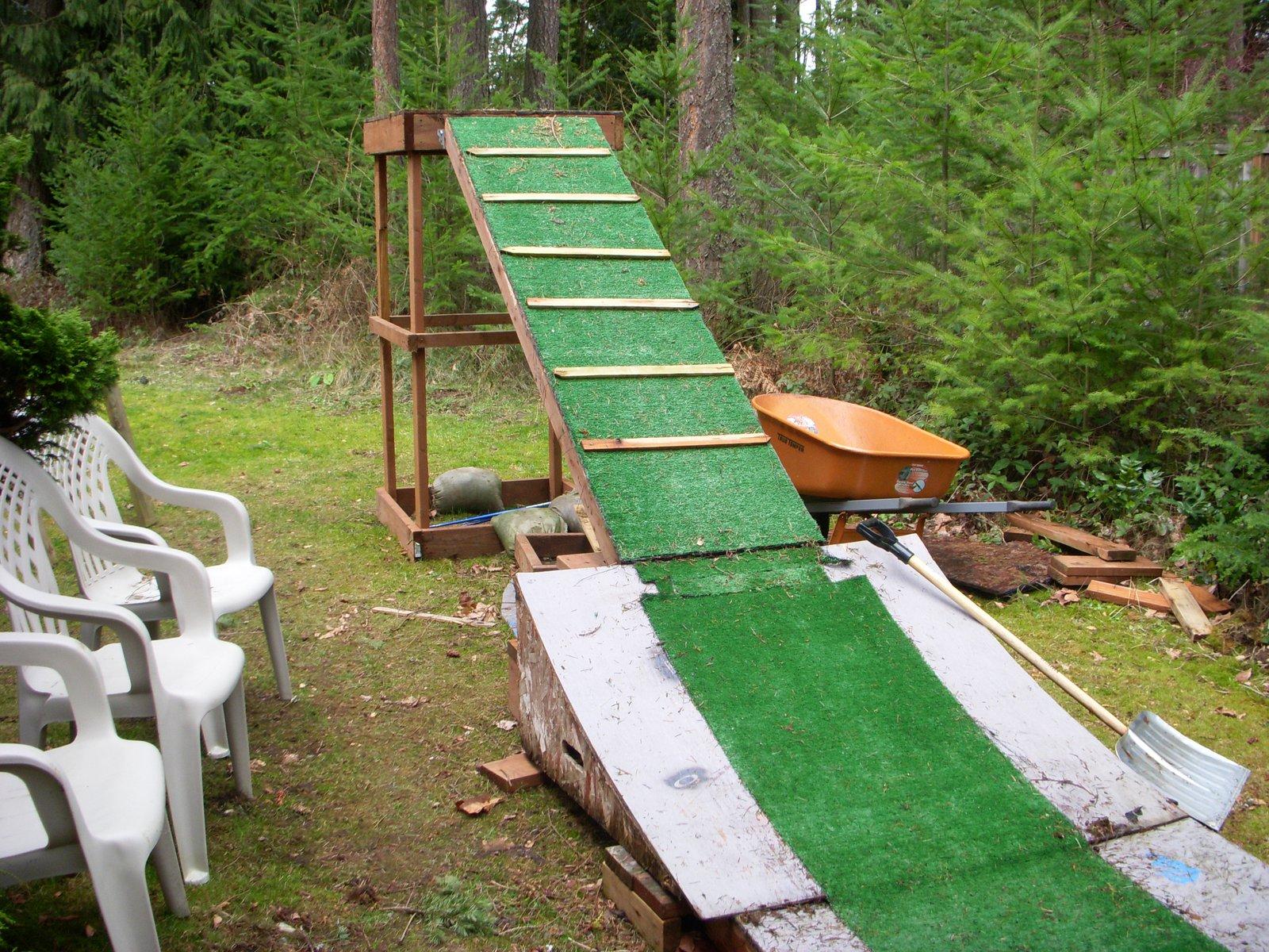 Backyard Setup Drop-in