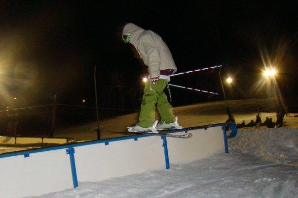 Down rail - 1 of 2