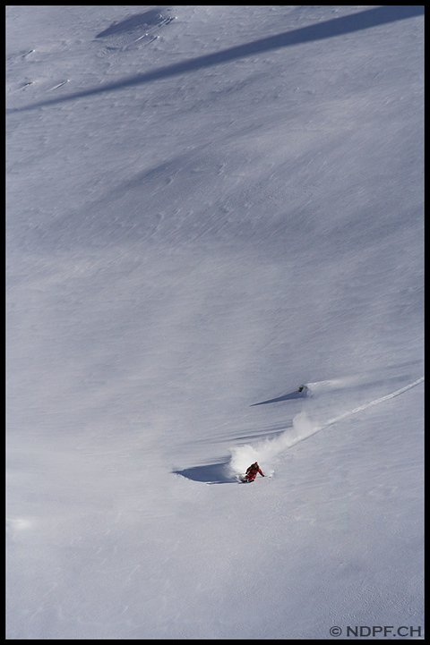 Powder, sun, speed what do you want more?