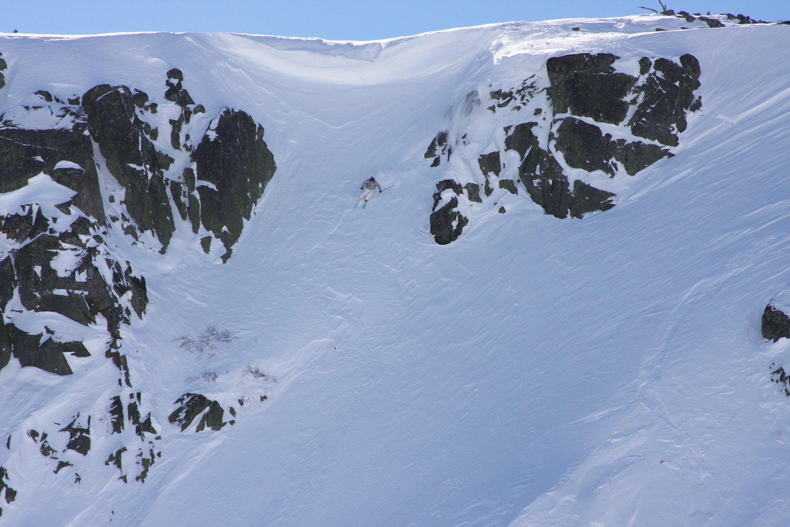 Dropping in...