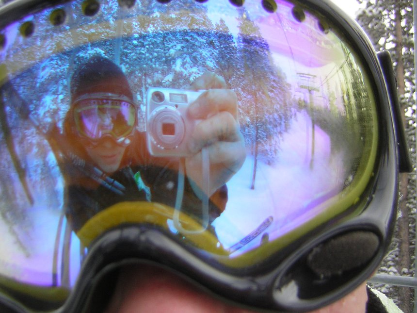 Goggles and me