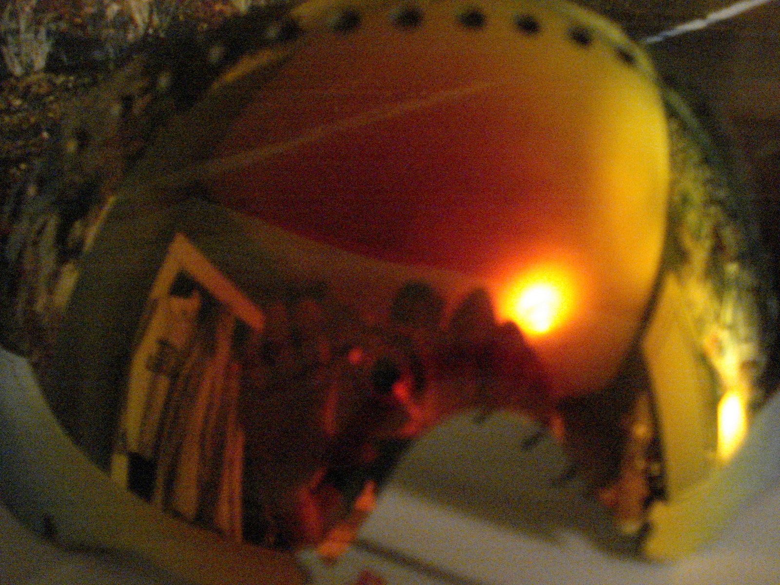 Fire Iridium A-Frame Lens