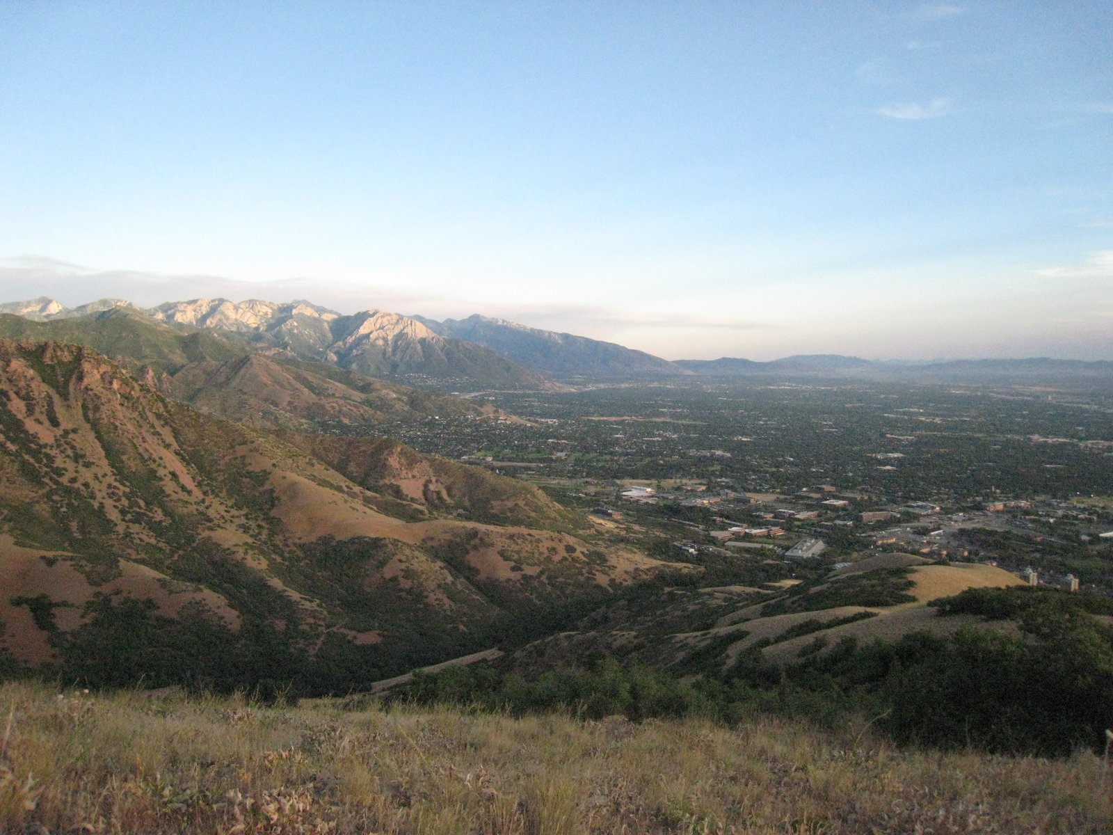 Ummm Salt Lake City.....