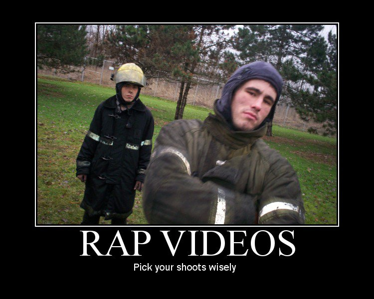Rap videos