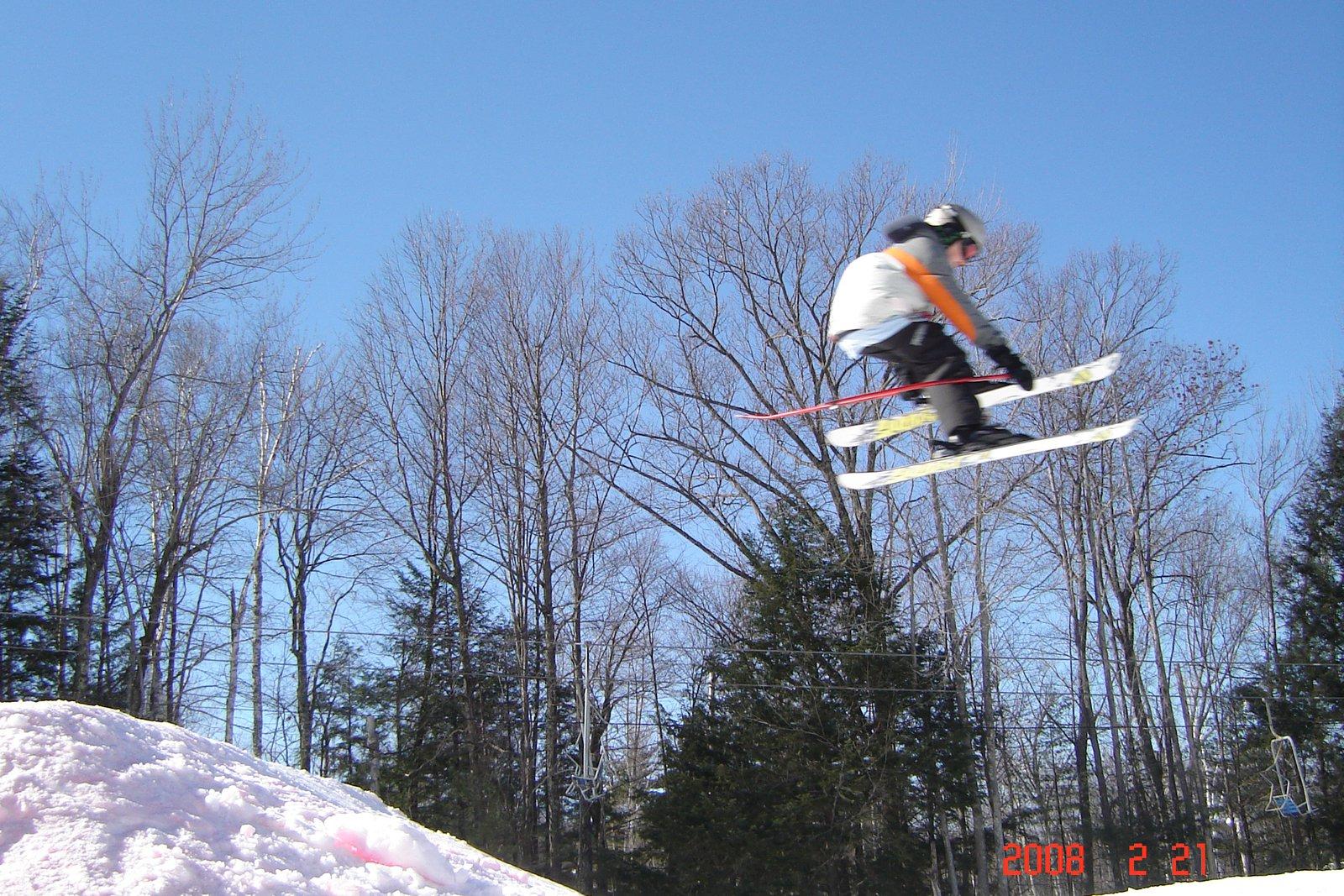 Pats jump