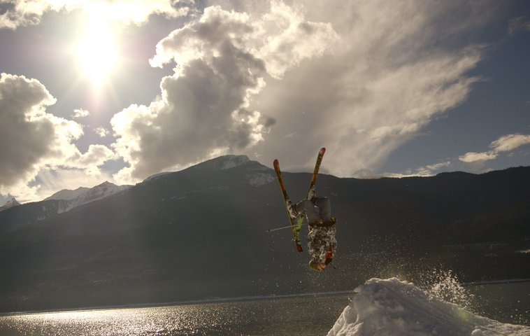 Nakusp jump