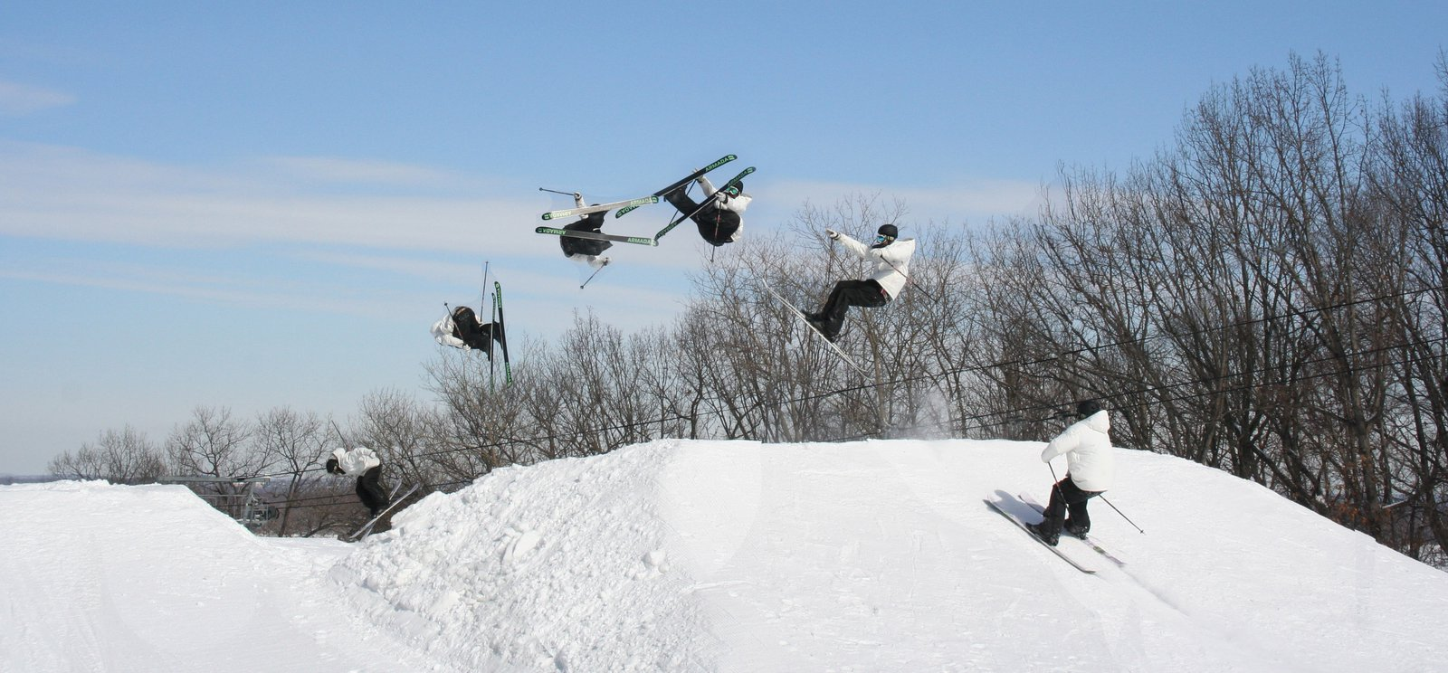 Midwest Open Big Air at Cascade Mountain