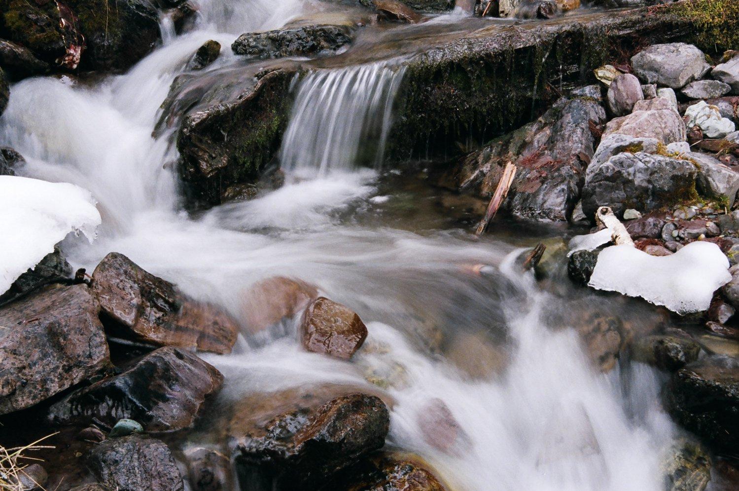 Creek Exposure