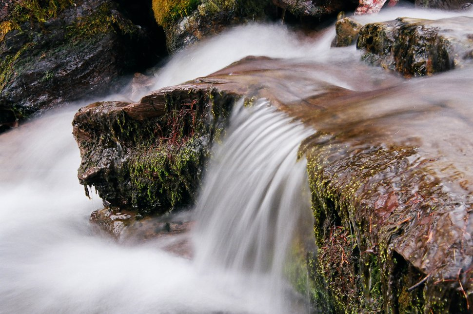 Flowing H2O