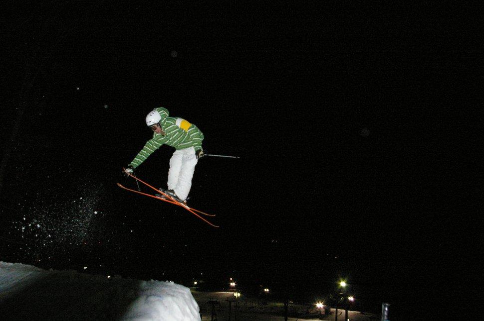 Little jump