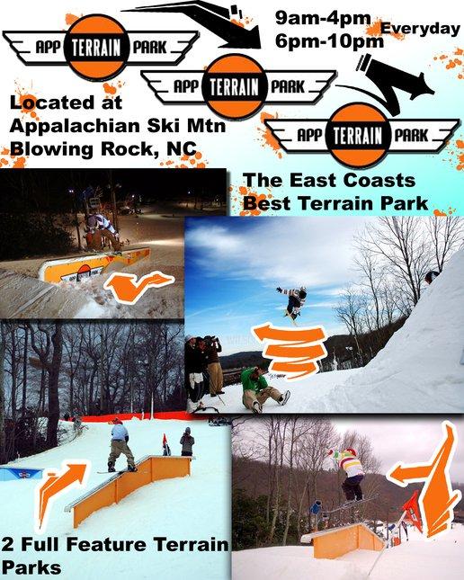 App Terrain Park Ad