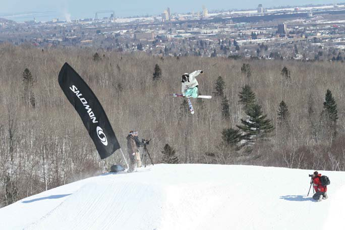 Salomon gets down and dirty in Duluth - 7 of 11