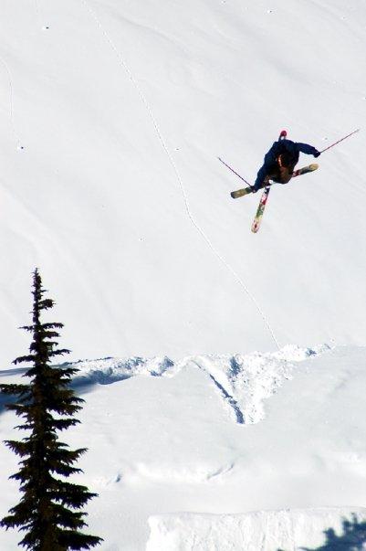 Mt Baker- step over