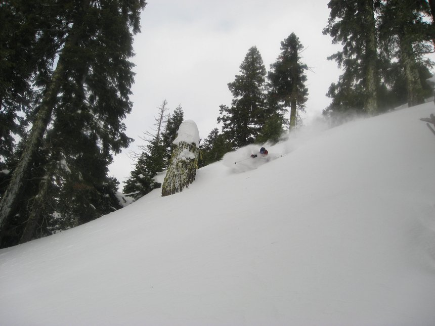 The Stash in Squaw Valley