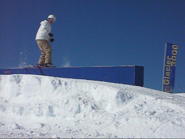 Flat box glacier 3000