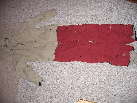 Sessions xl goretex for sale