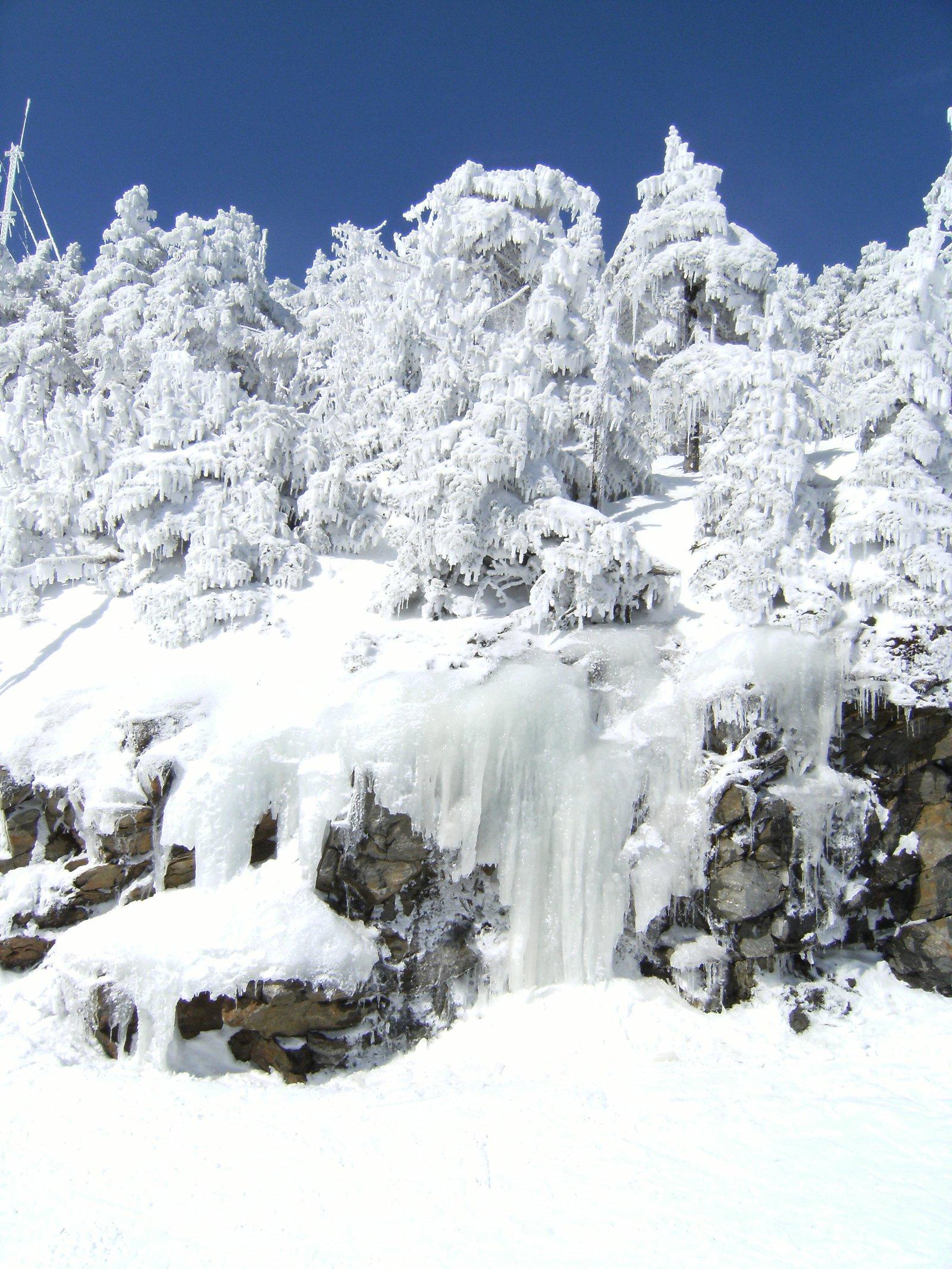 Snow   ice