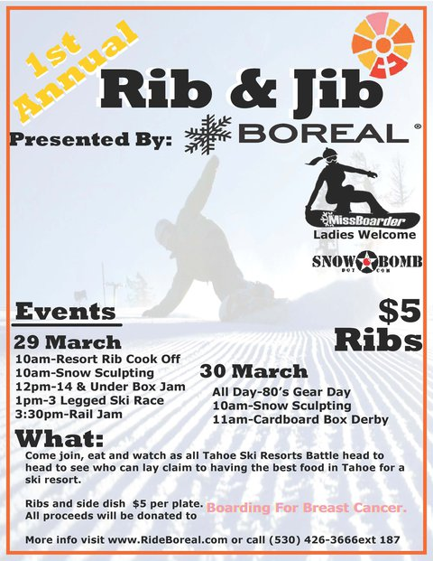 Boreal Rib & Jib