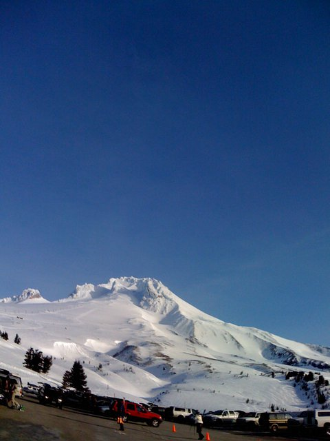 My home mountain HOOD