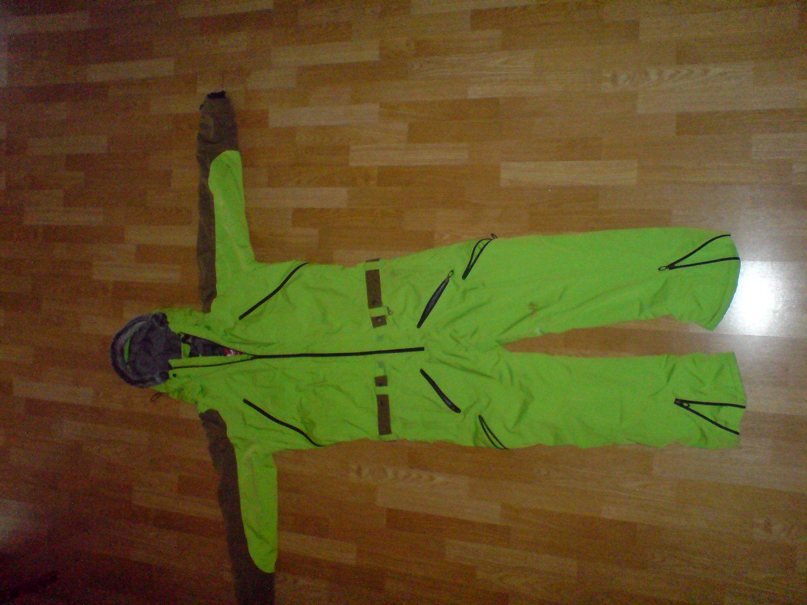 Oakley suit FS!