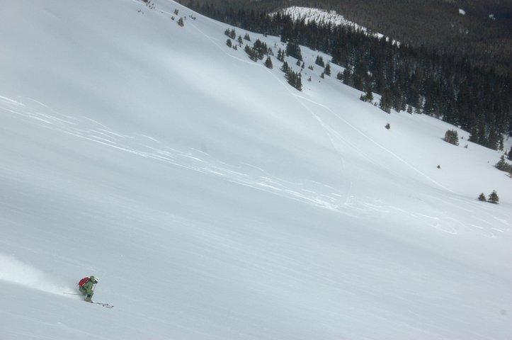 Powder on Peak 6 - part 2