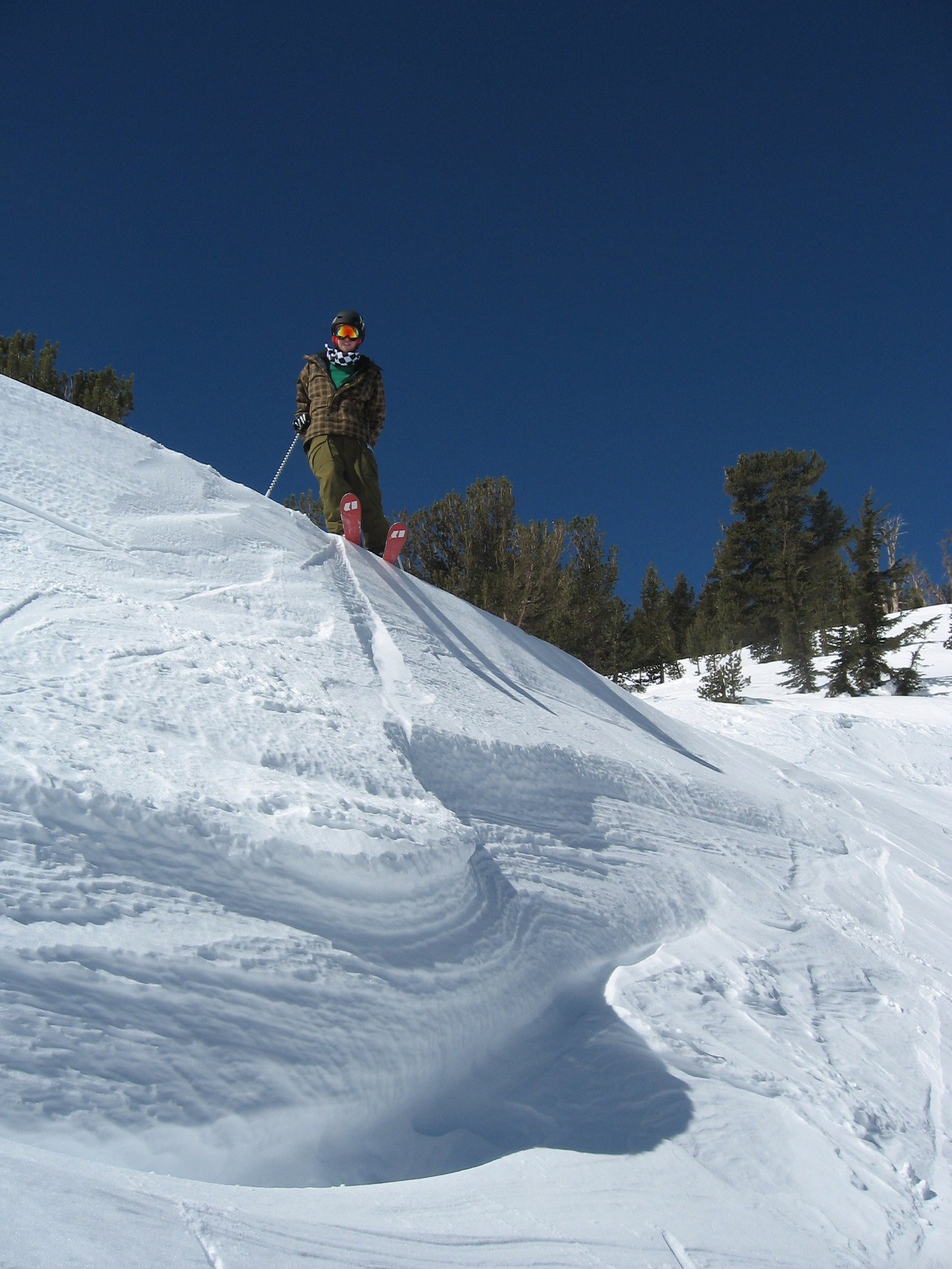 Fun at mammoth