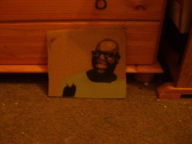 Carl Cox The Legend Cardboard