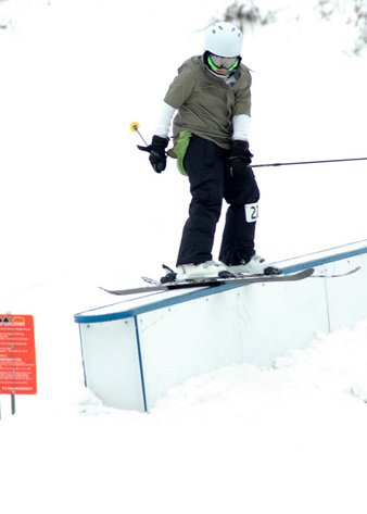 Riding the best pair of skis ive ever owned